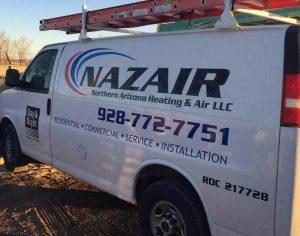 Nazair Service Van
