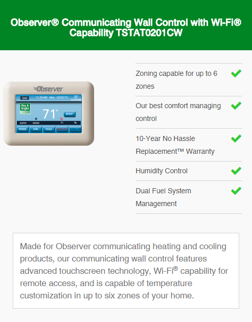 Day & Night Thermostats & Thermostat Replacement ServicesIn Prescott Valley, Prescott, Dewey-Humboldt, AZ, and Surrounding Areas