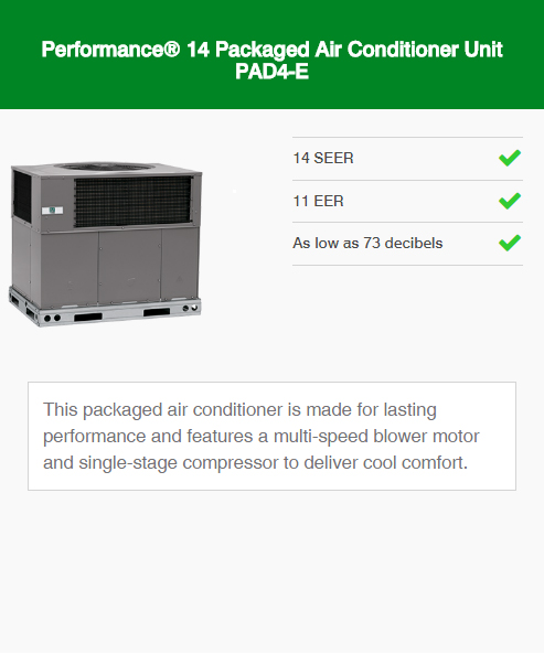 Day & Night Packaged Products and AC/Heater Unit Installation ServicesIn Prescott Valley, Prescott, Dewey-Humboldt, AZ, and Surrounding Areas